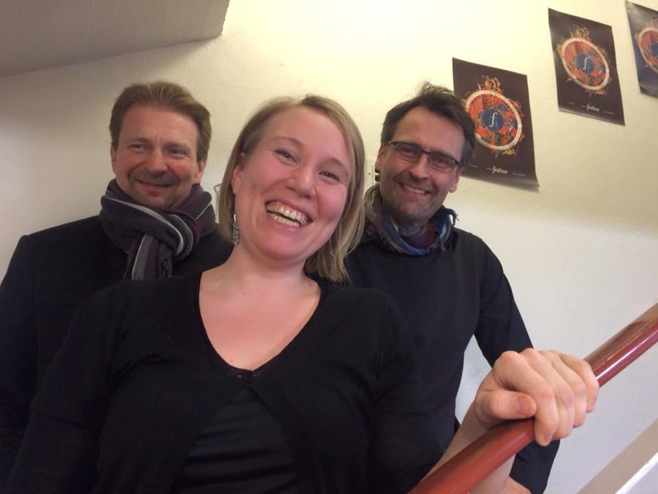 Risto, Anna ja Jan